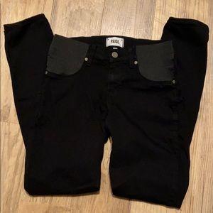 PAIGE Black Skinny Jean- Size 26